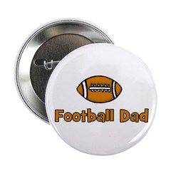Football Dad Button