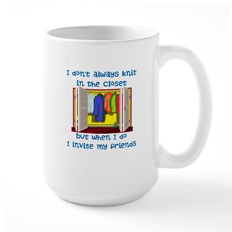 closetknitter Mugs