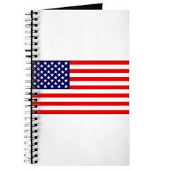 Old Glory US Flag Journal