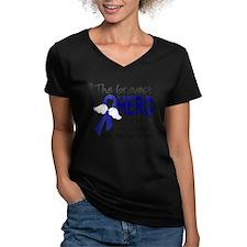 Bravest Hero I Knew Colon Cancer Shirt
