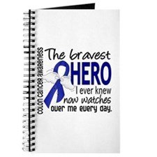 Bravest Hero I Knew Colon Cancer Journal