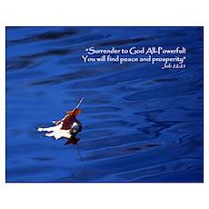 Surrender To God Poster
