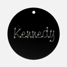 Kennedy Spark Ornament (Round)