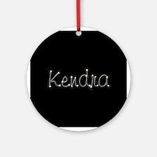 Kendra Spark Ornament (Round)
