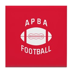 APBA Football Tile Coaster