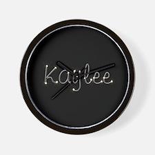 Kaylee Spark Wall Clock