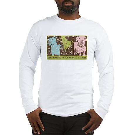 Vintage Pop Art Long Sleeve T-Shirt