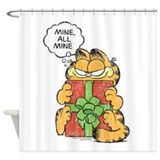 Mine All Mine Shower Curtain