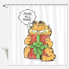 Mine All Mine Shower Curtain