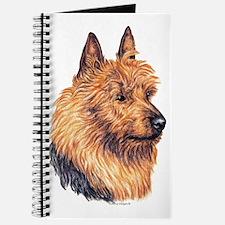 Australian Terrier Portrait Journal