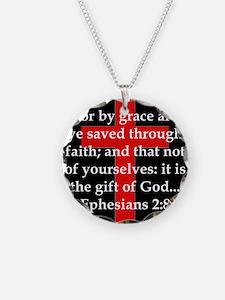 Ephesians 2-8 Necklace