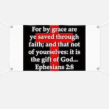 Ephesians 2-8 Banner