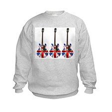 Cute Classic guitar Sweatshirt