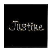 Justine Spark Tile Coaster