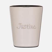 Justine Spark Shot Glass