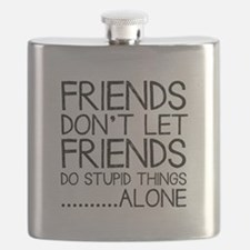Good Friends Flask
