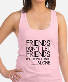 Good Friends Racerback Tank Top
