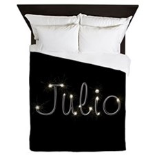 Julio Spark Queen Duvet