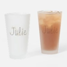 Julie Spark Drinking Glass