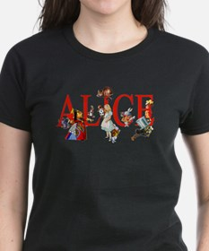 Alice and Her Friends in Wond Tee