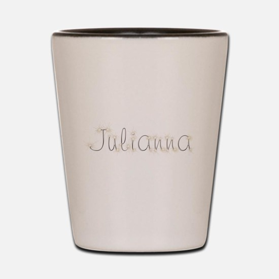 Julianna Spark Shot Glass