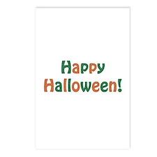 Happy Halloween! Postcards (Package of 8)
