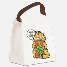 Mine All Mine Canvas Lunch Bag