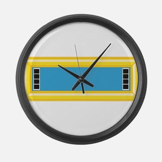 CW4 SSRI Large Wall Clock