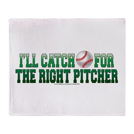 Ill Catch Throw Blanket
