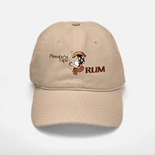 Pirates Life RUM Baseball Baseball Cap