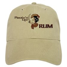Pirates Life RUM Baseball Cap