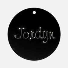 Jordyn Spark Ornament (Round)