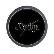 Jordyn Spark Wall Clock