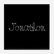 Jonathon Spark Tile Coaster