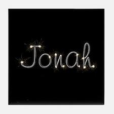 Jonah Spark Tile Coaster