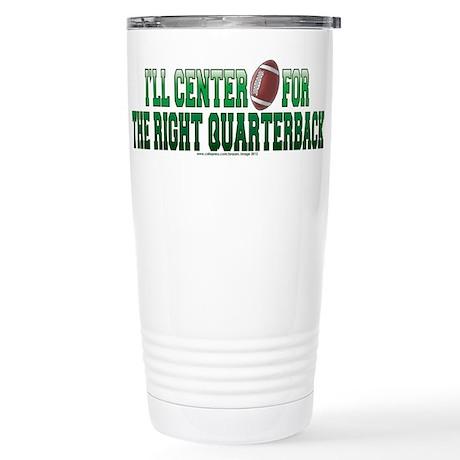 Ill Center Stainless Steel Travel Mug