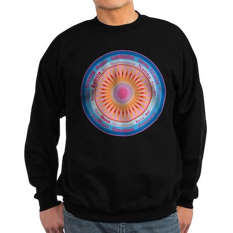Grandmother World Sweatshirt (dark)