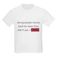 tax welfare T-Shirt