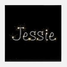Jessie Spark Tile Coaster
