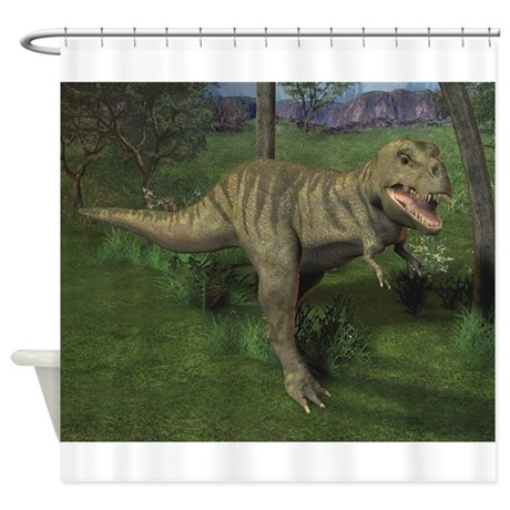 T rex bathroom