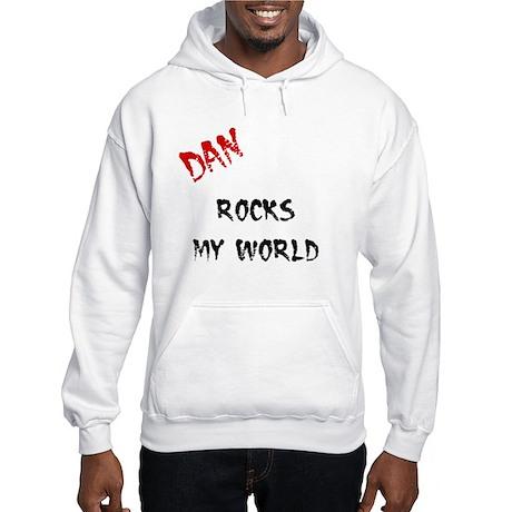 Dan Rocks Hooded Sweatshirt