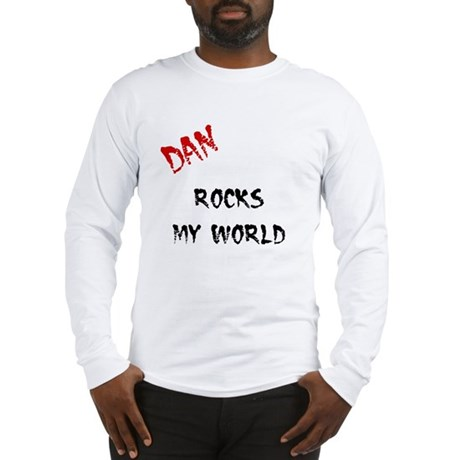 Dan Rocks Long Sleeve T-Shirt