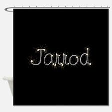 Jarrod Spark Shower Curtain