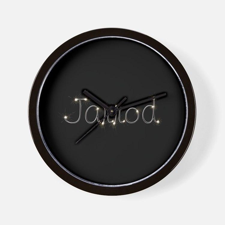 Jarrod Spark Wall Clock