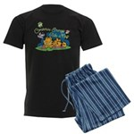 Conserve Energy Men's Dark Pajamas