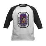 Prince Georges k9 Bomb Kids Baseball Jersey
