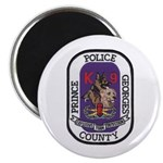Prince Georges k9 Bomb Magnet