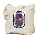 Prince Georges k9 Bomb Tote Bag