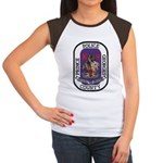Prince Georges k9 Bomb Women's Cap Sleeve T-Shirt