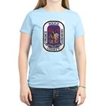 Prince Georges k9 Bomb Women's Pink T-Shirt